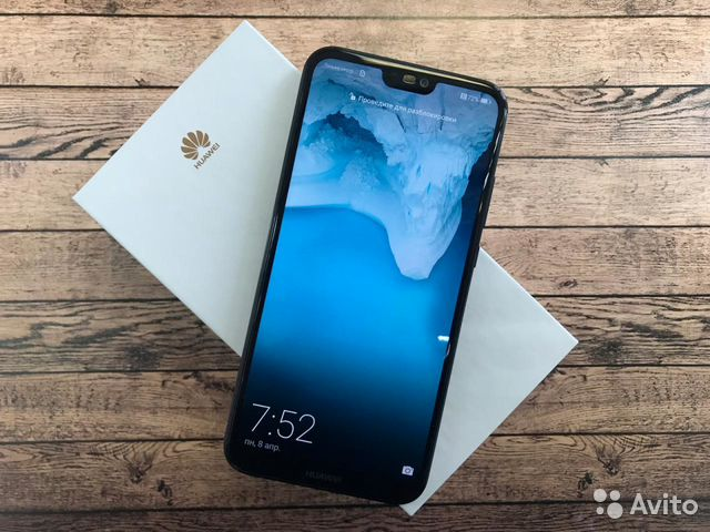 Huawei P20 Lite 4\64GB NFC состояние нового