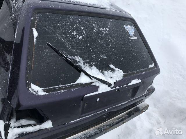 89226688886 Дверь багажника в сборе (Volkswagen Golf)