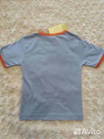 Детская футболка новая 89621614315 купить 2