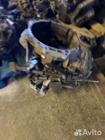 МКПП VW Touran 1.4 2008г JXP 89818075104 купить 3