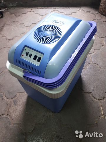 Автохолодильник термоэлектрический  89624024658 купить 1
