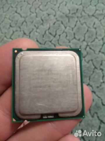 Процессор intel core 2 duo 6300