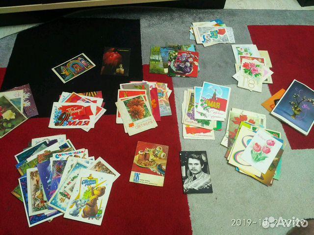 Продам открытки ссср 1976, нарисованные открытки февраля