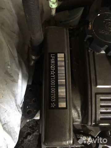Двигатель Lifan Breez 1.6 89278232129 купить 3