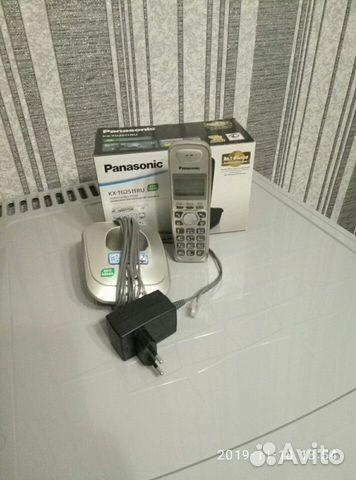 Радиотелефон Panasonic KX-2511RU 89198373732 купить 1