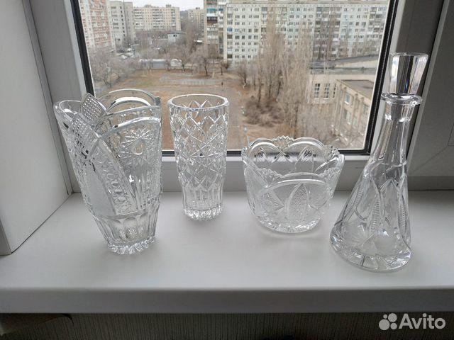 Хрустальная посуда  89377028406 купить 1