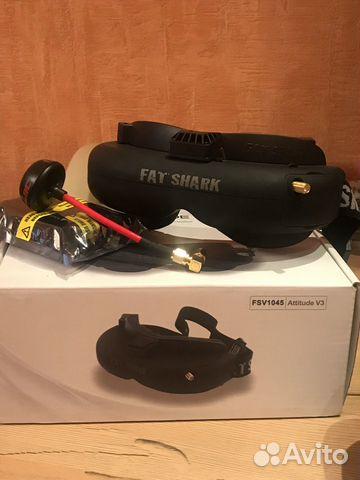 Видеоочки FatShark Attitude V3 для FPV 89529560318 купить 1