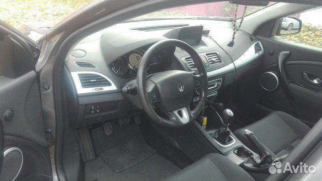 Renault Megane, 2009 89102259772 купить 5