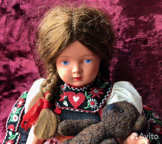 Кукла антикварная Германия  купить 8