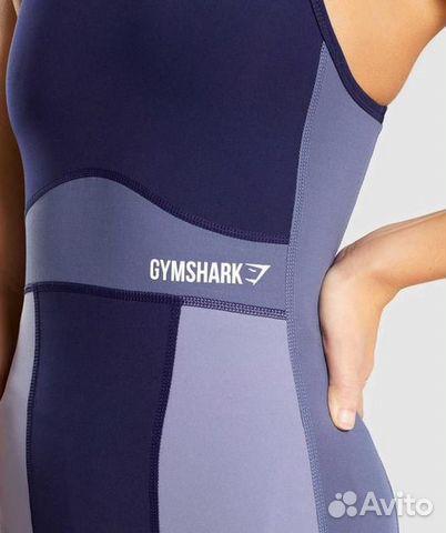 89229092100 Спортивная майка gymshark оригинал