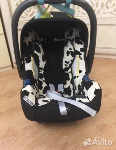Автолюлька romer Baby-Safe plus shr Il  89995610305 купить 1