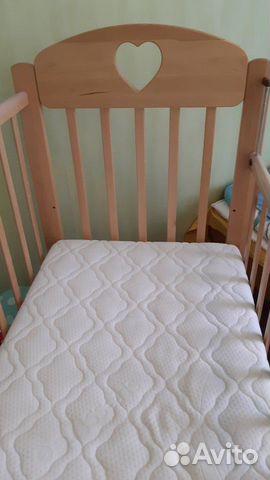 Кровать детская с маятником купить 1