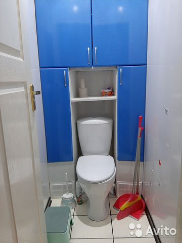 3-к квартира, 68.5 м², 1/6 эт.