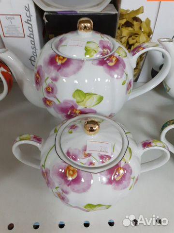 Сервиз чайный 89112746561 купить 2