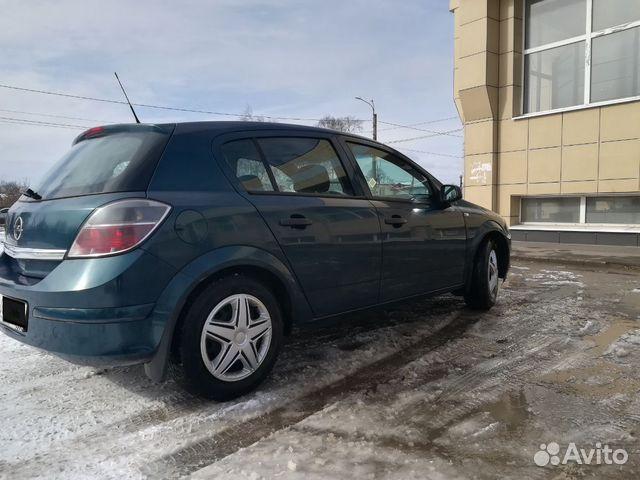 Opel Astra, 2007 89611196431 купить 4