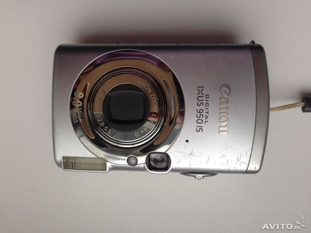 Продам Canon ixus 950 is digital— фотография №1