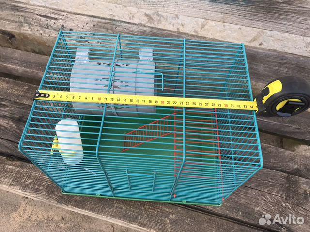 Клетка для крысы/хомяка 89911129494 купить 2