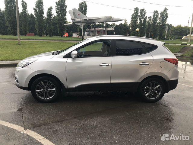 Hyundai ix35, 2013 89065936174 купить 5