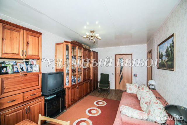 3-к квартира, 61.9 м², 5/5 эт. 89046550519 купить 2