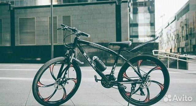 Велосипед на литых дисках 89043832170 купить 3