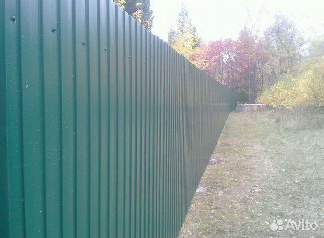 Metal fence 89964972227 buy 3