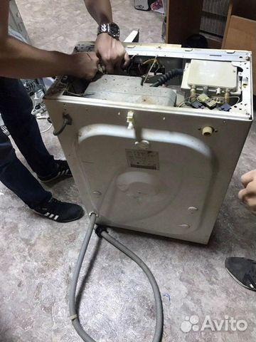 Выездной Ремонт стиральных машин Диагностика
