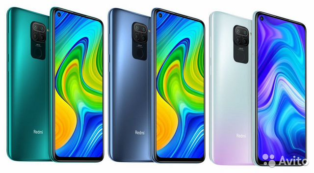 Xiaomi Redmi Note 9S 4/64 6/128 Gb купить 7