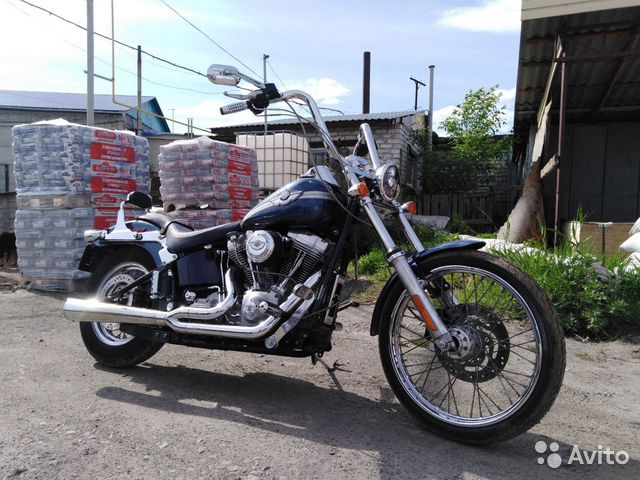 Harley-Davidson Softail Standart 89058528208 купить 3