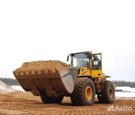Песок карьерный 89670733333 купить 1