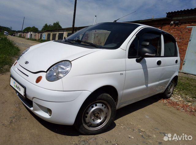 Daewoo Matiz, 2012 89203446927 купить 1