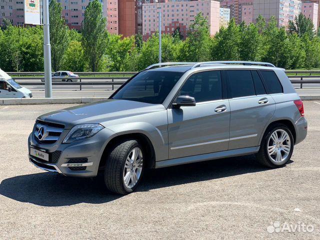 Mercedes-Benz GLK-класс, 2012  купить 3