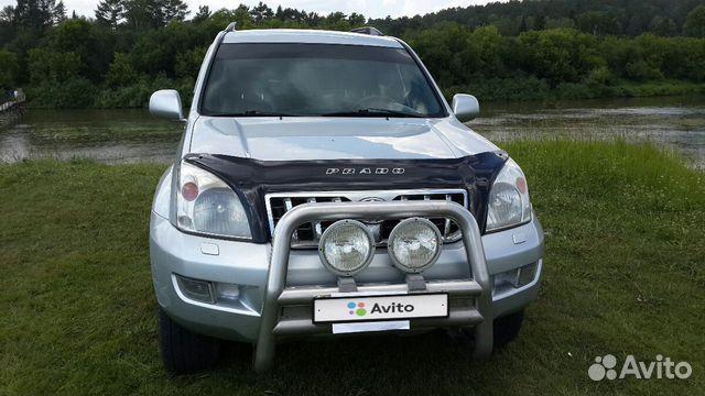 Toyota Land Cruiser Prado, 2004  купить 10