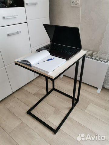 Журнальный столик в стиле лофт купить 8
