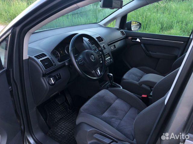 Volkswagen Touran, 2011 купить 5
