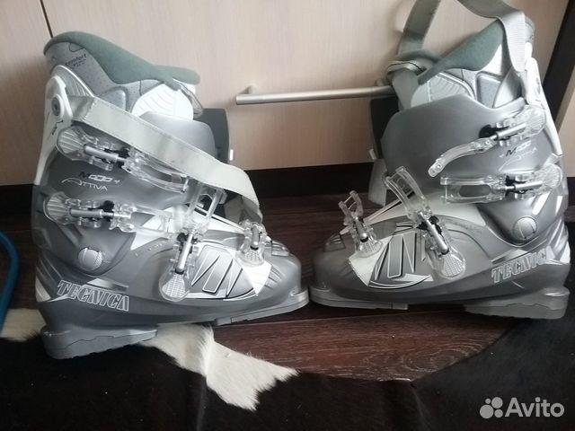 Продам лыжные ботинки купить 1