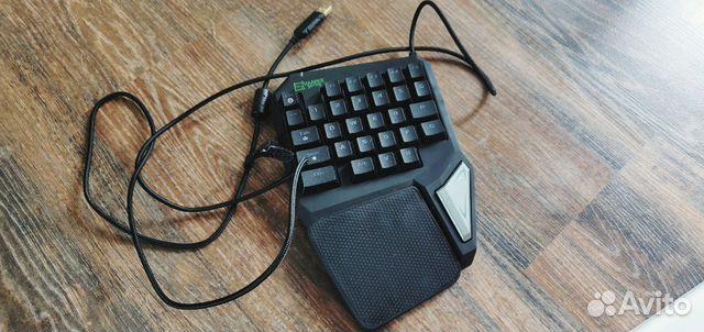 Игровая клавиатура Harper Gaming-95