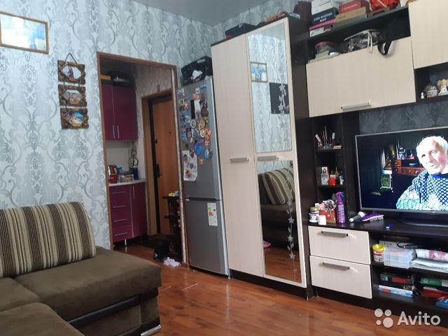 Комната 18 м² в 1-к, 2/5 эт.  купить 8