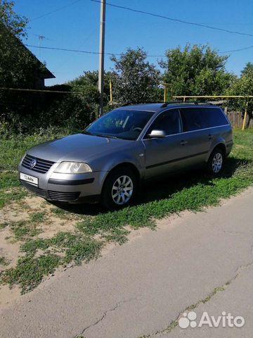 Volkswagen Passat, 2002  89281943661 купить 1