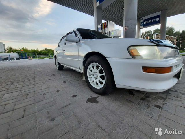 Toyota Corolla, 1992  buy 2