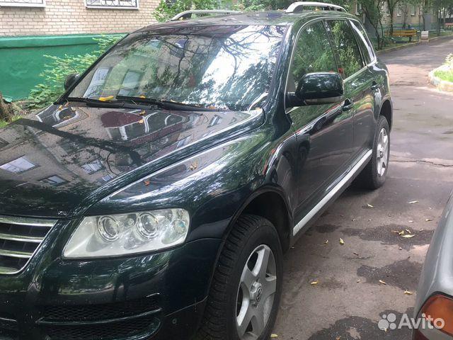Volkswagen Touareg, 2004  89584886285 купить 1
