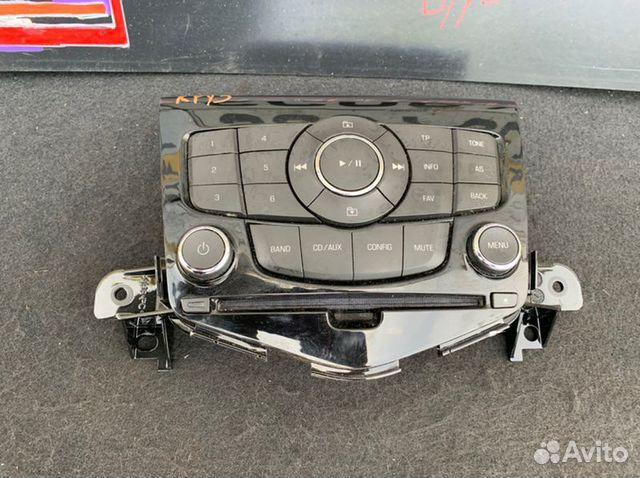 Блок управления магнитолой передний Chevrolet  89086364687 купить 2