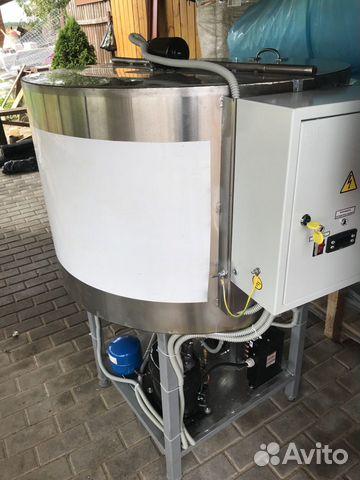 Танк охладитель молока 300 л