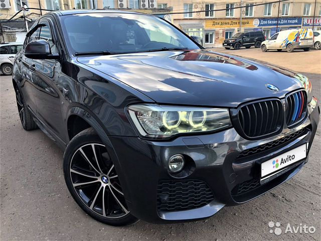 BMW X4, 2015  89051304915 купить 2
