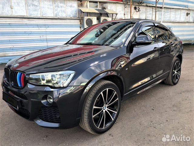 BMW X4, 2015  89051304915 купить 8