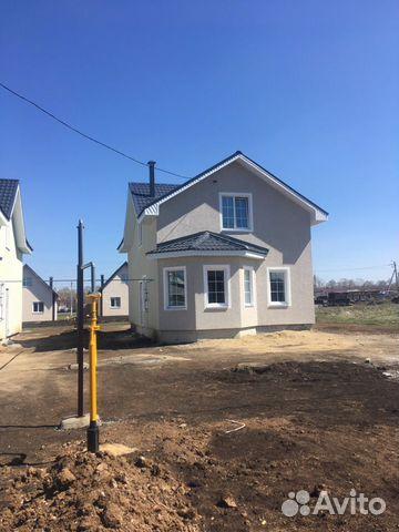 Дом 115 м² на участке 4 сот.  89634790011 купить 2