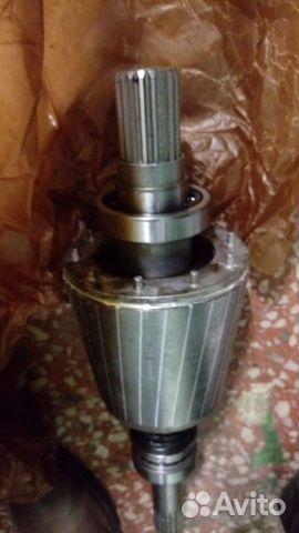 Роторы электродвигателя талей