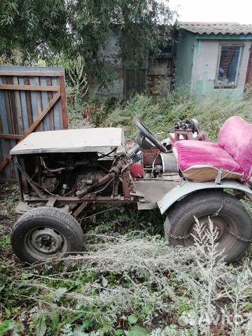 Мини трактор  89513055602 купить 4
