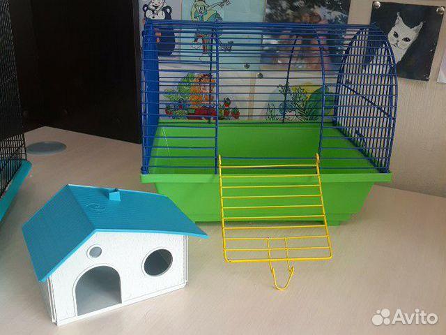 Клетка для грызунов  89043707008 купить 1