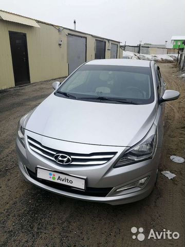 Hyundai Solaris, 2015  89615536309 купить 5