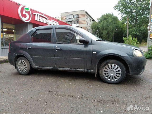 Renault Logan, 2009  89655570646 купить 5